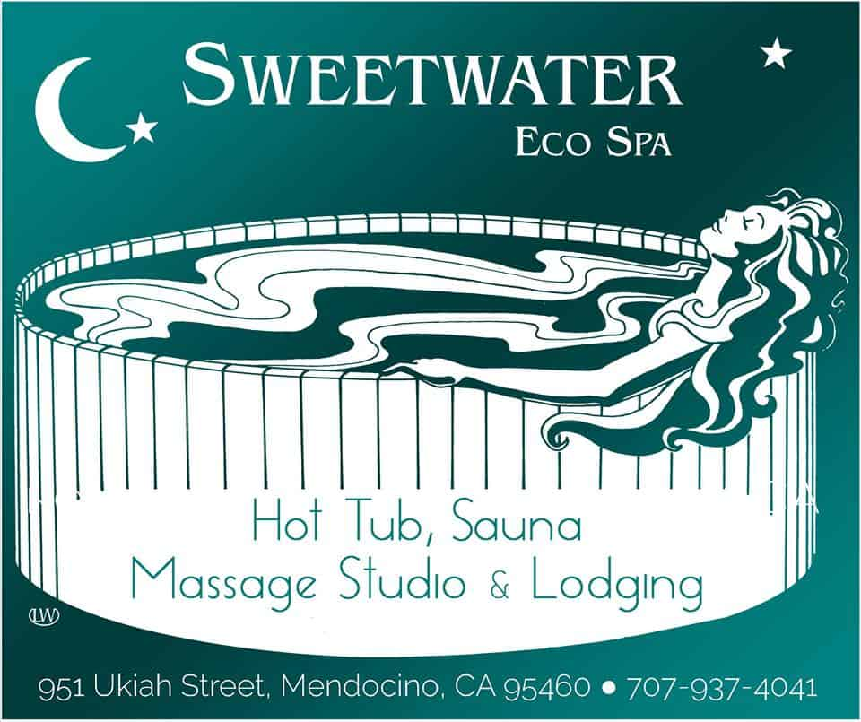 Sweetwater Eco Spa - Logo
