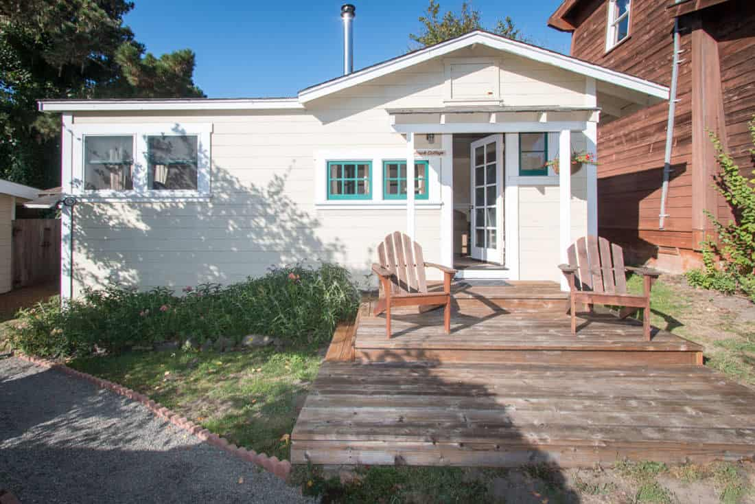 Apple Cottage - Exterior